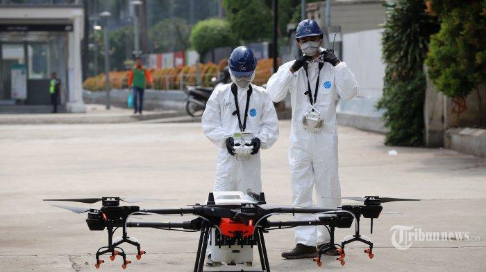 20 Personel  Dinas Penerangan TNI Angkatan Darat Lulus Sertifikasi Remote Pilot Drone