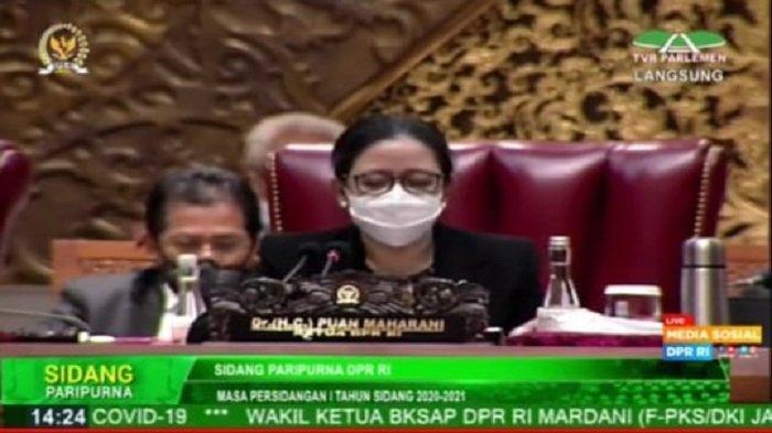 Akun Instagramnya Diserbu, Foto Puan Maharani Terpampang di Keranda yang Diarak Mahasiswa Makassar