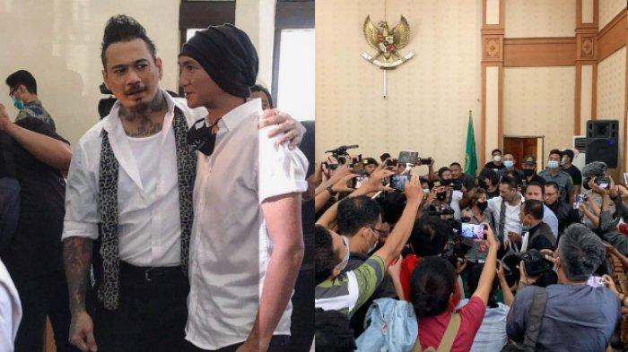 Setelah Jerinx SID Divonis, Anji Beri Dukungan: Saat Dibebaskan Nanti, akan Keluar dengan Gagah
